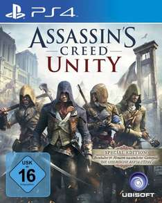 Assassin's Creed Unity - Special Edition - [Playstation 4] für 37€ @Amazon.de