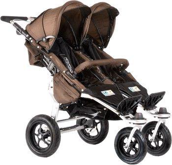 Für werdende Eltern: TFK Twinner Twist Duo (Zwillings- und Geschwisterwagen) für 548 € bei Amazon
