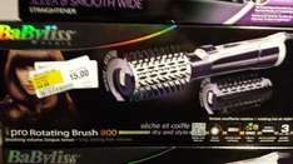 Globus Köln Marsdorf Babyliss ipro Rotating Brush 800