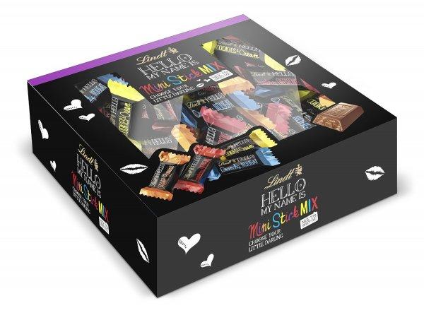 Amazon Prime : Lindt Hello Mini Mix Box, 1er Pack (1 x 800 g) Nur 10,77 €