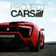 PSN Store: Project CARS – Gratiswagen 1 (Lykan Hypersport) + Lackierungspack 1