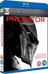 (UK) Predator  Trilogy Blu-ray für 8.82€ @ Zavvi (teilweise inkl. deutscher Tonspur)