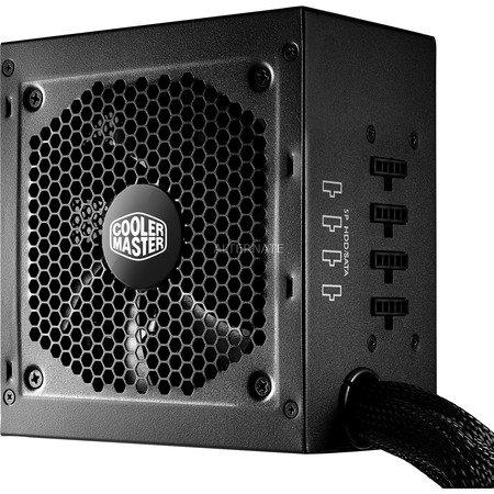 Cooler Master G750M - 750W-PC-Netzteil - teilmodular, 4x 6/8-Pin PCIe, 5 Jahre Garantie- 68,90€ - ZackZack.de