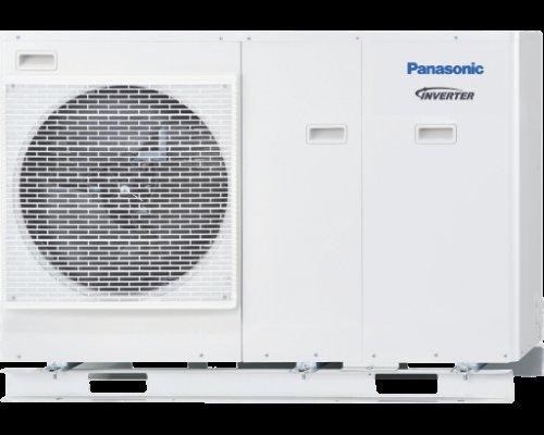 5KW Panasonic Wärmepumpe WH-MDC05F3E5, inkl. Bafa und Cashback, exkl. Einbaukosten usw.