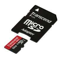 [Thalia] Transcend microSDXC 64GB Class 10 UHS-I inkl. Adapter für 21,49 EUR