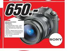 [lokal Media Markt Recklinghausen] Sony RX 10 digitale Bridgekamera 20,2 MP 24-200mm/2,8