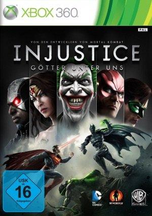 [saturn.de]Injustice - Götter unter uns, Xbox 360; bei Abholung 7,99€, inkl. Versand 9,98€