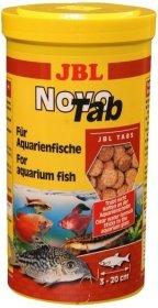 [rakuten-fischfutter] 2x jbl novotab fischfuttertabletten 1000ml für 54,36€ oder nur 1x für 27,18€ + 3,95€ versandkosten