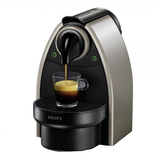 Krups Nespresso New Essenza XN 2140 + 100 Kapsteln für 44,44€ @Conrad.de