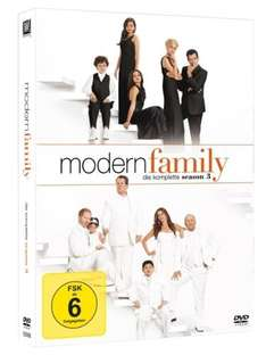 (Amazon.de) (DVD) (Prime) Modern Family Staffel 3