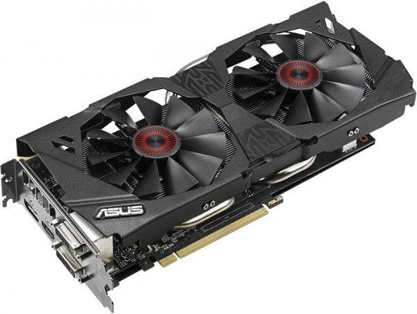 [Syswork] ASUS GTX970 DC2OC-4GD5 Grafikkarte für 309€ | 4GB GDDR5, 256bit | 2x DVI, HDMI, DP | PCIe 3.0 | ab 650W