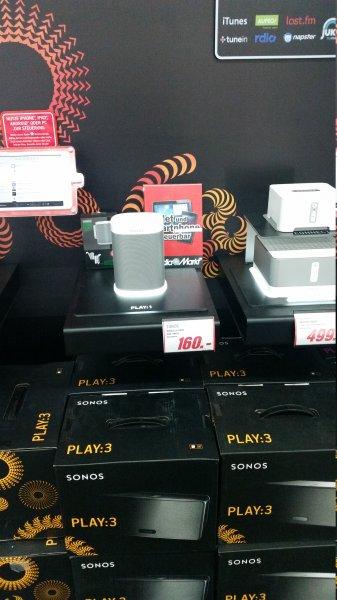 [LOKAL PADERBORN] Sonos Play:1 MediaMarkt