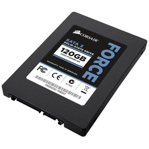 [Online Hardwareversand.de] 120GB SSD CORSAIR Force Series 3 für 38,36€ - Vergleichspreis: 82,78 €