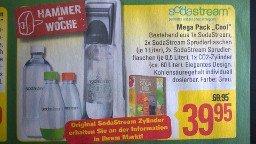 Soda Stream Mega Pack Cool (Lokal Marktkauf Espelkamp)