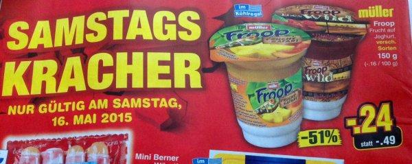 Netto Samstags Kracher 16.05.2015 FROOP Joghurt  0,24,-
