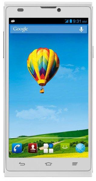 ZTE Blade L2 Weiß Smartphone (12,7 cm (5 Zoll), 5-Megapixel-Kamera, 1,3 GHz Quad-Core-Prozessor, Dual-SIM, Android 4.4) für 79,00€ (74,00€ mit NL-Gutschein) @Saturn.de