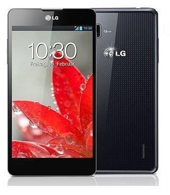 """LG Optimus G E975, LTE Smartphone Quad-Core-Prozessor 4.7"""" HD IPS+ Display, 32GB, Schwarz, 1 Jahr Gewährleistung"""