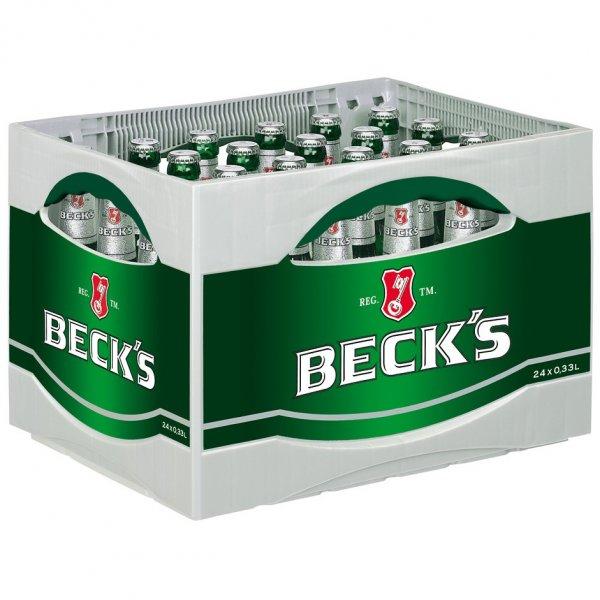[Kaufland] Beck´s Bier 20x 0,5l Kasten