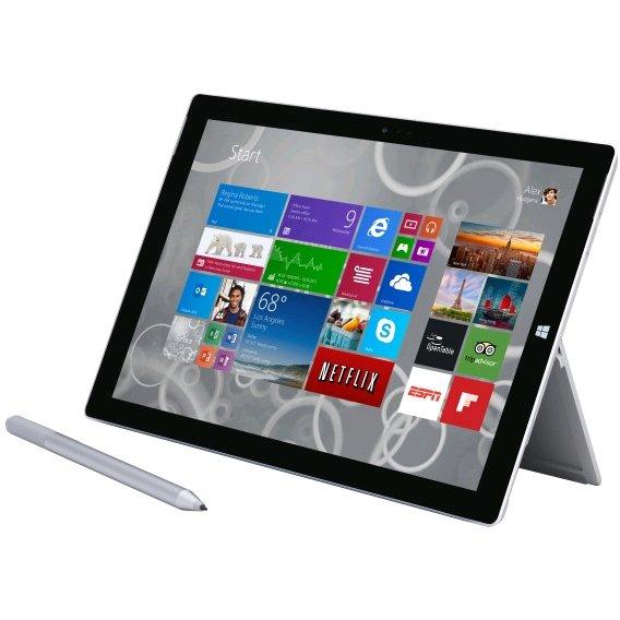 [Orange Store] Surface Pro 3 zu sehr guten Preisen - z.B. i5 mit 4GB und 128GB für 805€