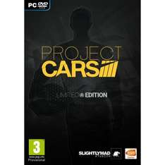 Project Cars (PC) Digital Limited Edition 29,99€ (30,99€)