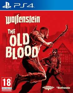 Sony PS4 - Wolfenstein: The Old Blood für €16,37 [@WowHD.se]