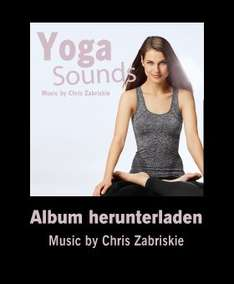 [Lidl] Chris Zabriskie - Cylinders (Yoga Sounds) Album als Download