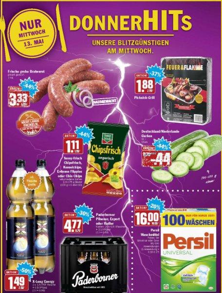 [Donner Hits Mittwoch HIT Supermarkt] Paderborn Bier