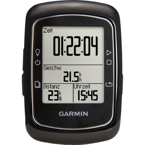 Garmin Edge 200 - Fahrradcomputer mit GPS fuer 50€ bei Karstadt Sports (Filiallieferung)