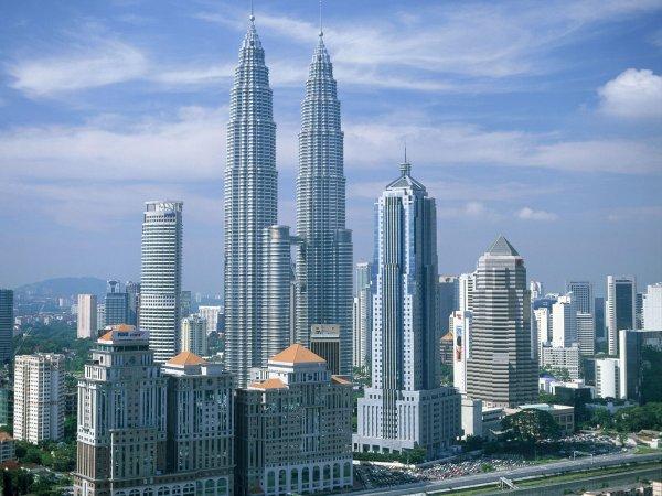 Madrid - Kuala Lumpur - Madrid für 298,-EUR