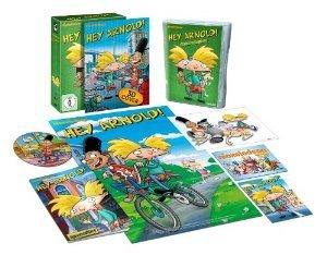 (Amazon.de) Hey Arnold! - Die komplette Serie (12 DVD´s) für 49,97€