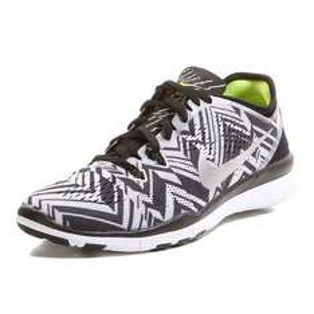 Nike FREE 5.0 TR FIT 5 Damen schwarz-grau Gr.40+42