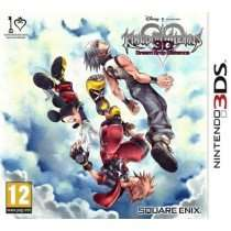 Kingdom Hearts: Dream Drop Distance 3D und Luigi's Mansion 2 (3DS) für jeweils 30,72€ @thegamecollection