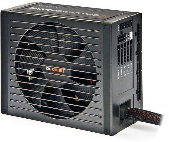 be quiet! Dark Power Pro 10 1200W - 80Plus Gold, 8x PCIe- 6/8-Pin PCIe, 5 Jahre Garantie, Kabelmanagement - 199,90€ @ ZackZack