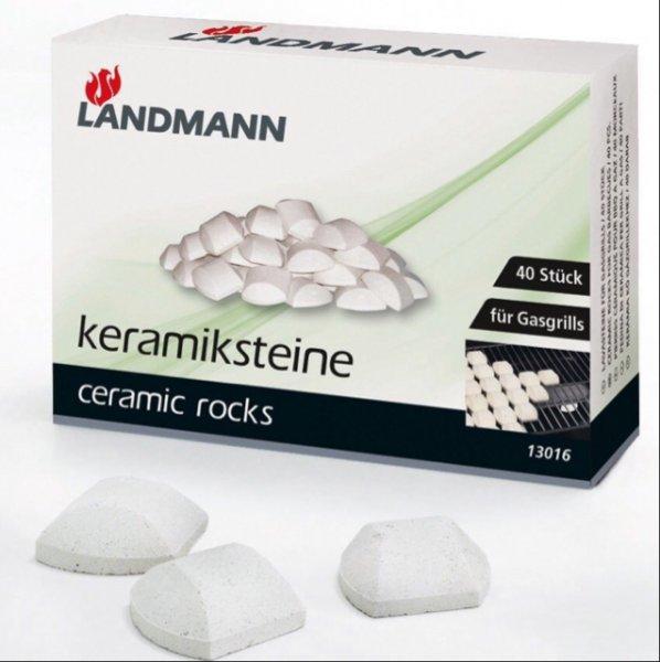 Landmann 40 Keramiksteine toom Baumarkt Landstuhl