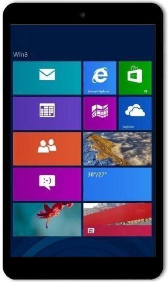 """i.onik 8"""" Windows 8.1-Tablet 2/32 GB mit HDMI, Regional Rhein/Ruhr [Marktkauf] 129,99"""