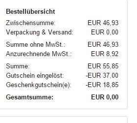 3 Gratis Artikel + 10€ Amazon Beauty Gutschein beim kauf von Produkten im wert von 12€ von Nivea + 30% Rabatt