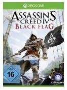 Xbox One Assassins Creed 4 Black Flag für nur 5,69 €