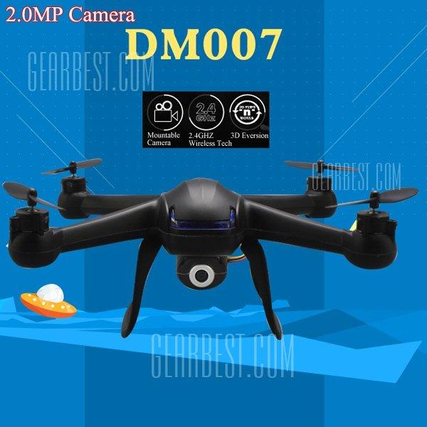 Quadcopter mit Kamera DM007 2.4GHz 4 CH RC  für ca. 37,13 EURO Preisvergleich für die Rechtshänderversion 56,-