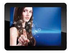 A-rival BioniQ 800 20,3 cm (8 Zoll) Tablet-PC (Rockchip Dualcore MXL, 1,5GHz, 512MB RAM, 4GB SSD, Android OS) Prime