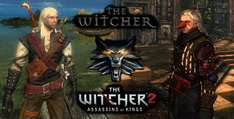 The Witcher 1 & 2 für 2,69 € bzw. 5,39 € GOG.COM