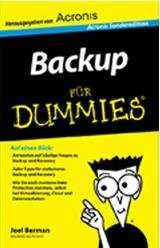 [eBook] Backup für Dummies als Acronis-Edition als PDF