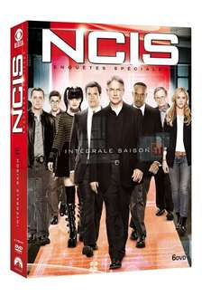 NCIS komplette Staffel 11 auf DVD