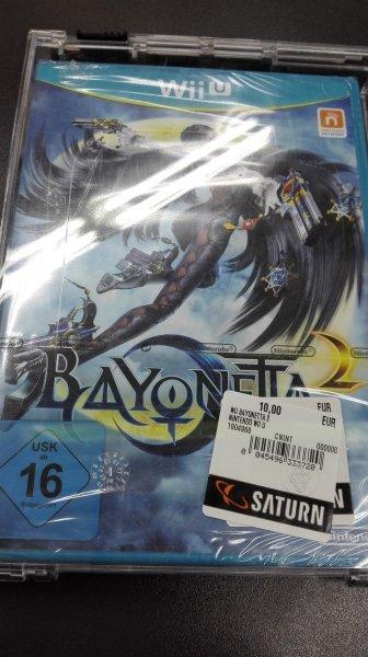 [Lokal Berlin] Bayonetta 2 - Wii U nur 10€