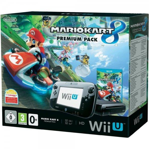 Nintendo Wii U Premium Pack inkl. Mario Kart 8 für 249,90€ @ebay.de (get-it-quick-gmbh)