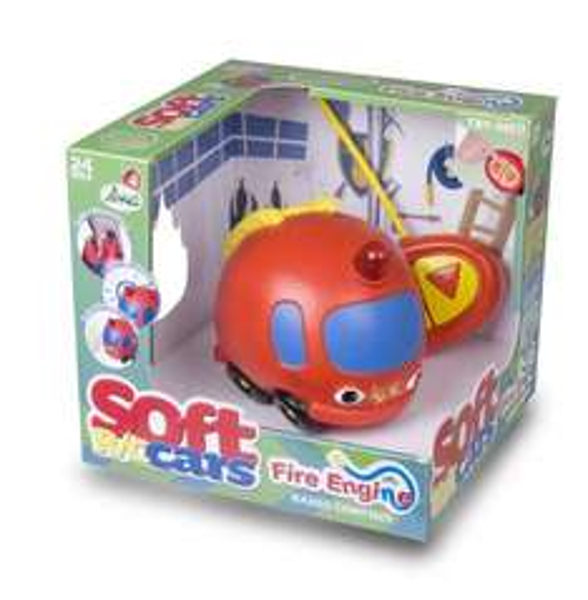 [Amazon-Marktplace] Soft R/C Feuerwehrauto
