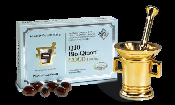 Gratismuster: Q10 Bio-Qinon Gold