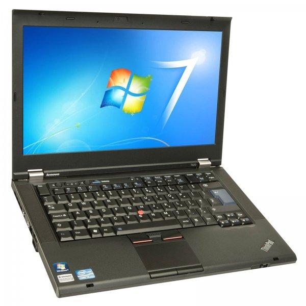 [gebraucht] Lenovo T420 Intel i5 4Gb RAM 160Gb Festplatte ~199€ [ESM-Computer]