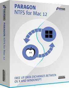 Paragon NTFS für Mac 12