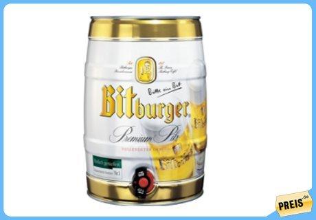 [Offline] Bitburger 5L Partyfass @POCO