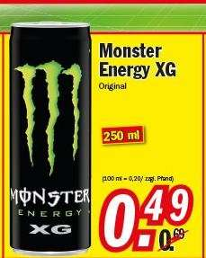 Zimmermann Monster Energy XG Original Dose nur 0,49 € ab 18.05.